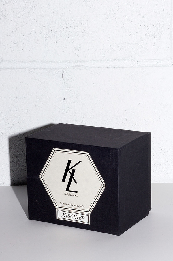 Kelly Lamb MISCHIEF CANDLE