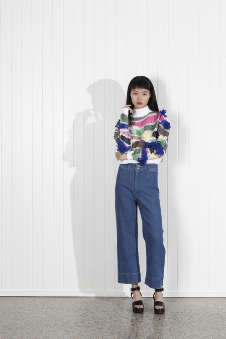Rachel Comey Sustain Pullover - Multi
