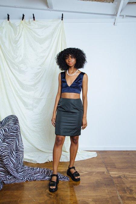 Vintage Prada Puffy Skirt
