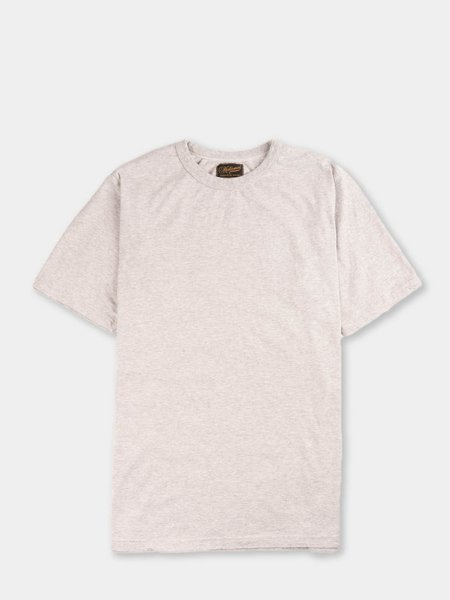 National Athletic Goods Athletic Tee - Ash Grey