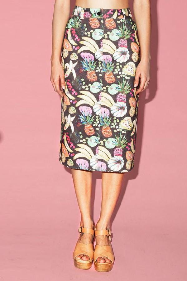 RACHEL ANTONOFF Hilary Pencil Skirt