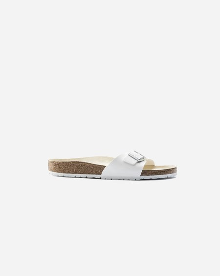Birkenstock Madrid Sandals - White