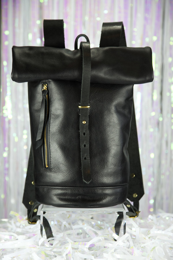 FUTURE GLORY Moto Rolltop Backpack