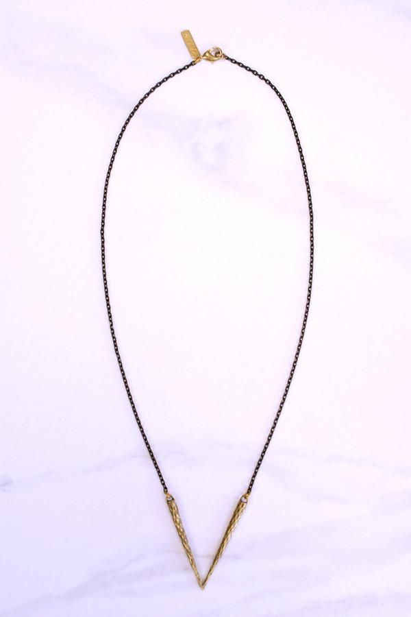 K/LLER COLLECTION Pistil V Necklace