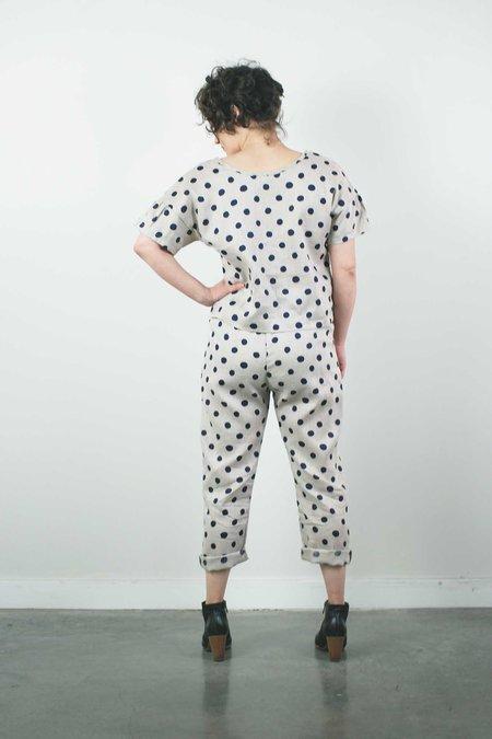 Allison Wonderland Seychelles Pant - Dot