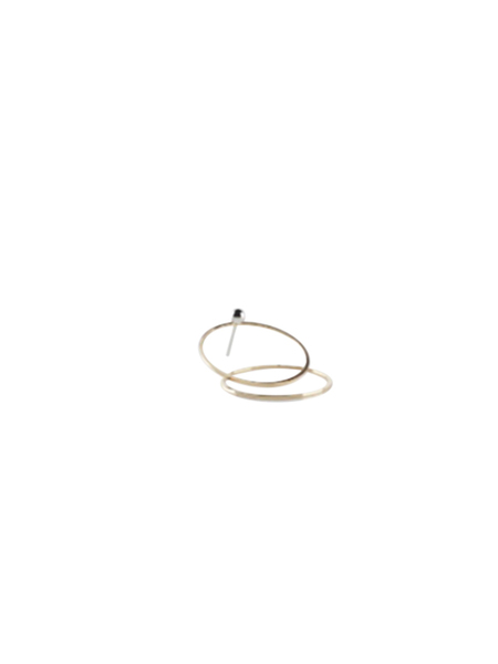 LILIAN V TRAPP ROUND ONES AND BALLSY ONES - 14k Gold