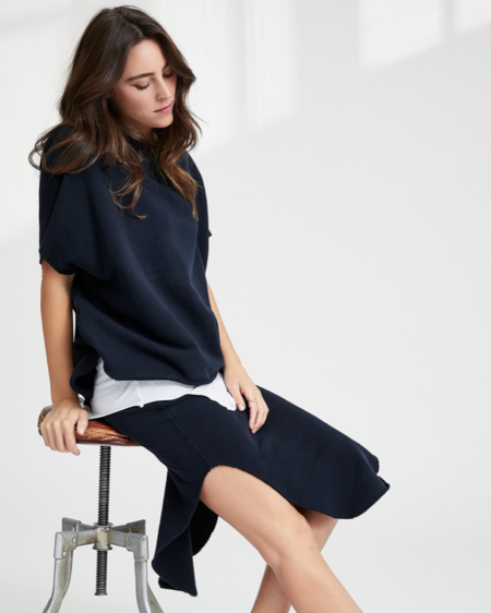 TEE LAB by FRANK & EILEEN LAB216 Capelet - British Royal Navy
