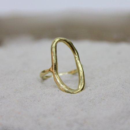 Amanda Hunt Lake Ring - Bronze