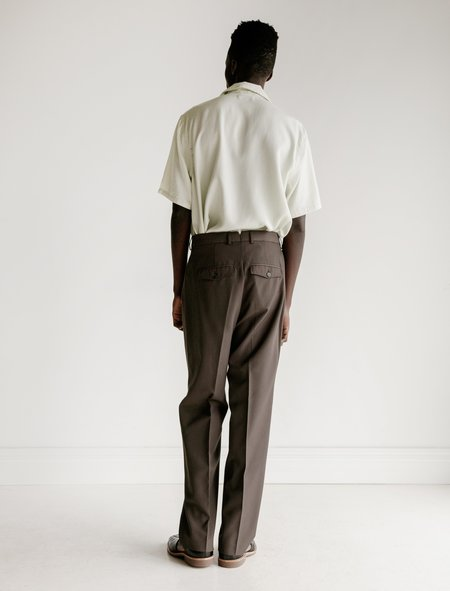 Our Legacy Washed Wool Chino 24 - Mudd
