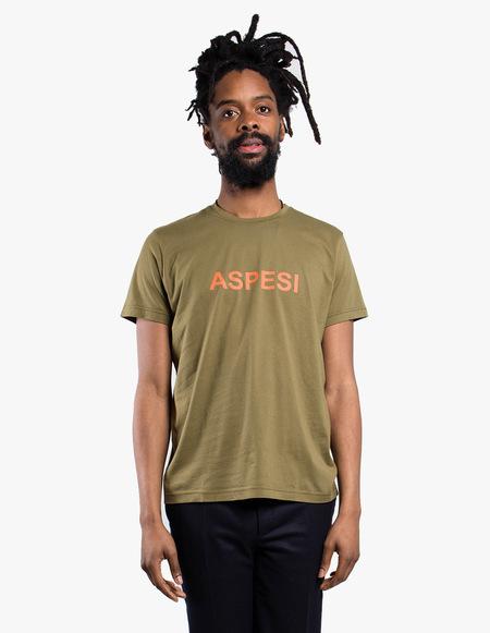 Aspesi Tiramisu T-Shirt - Navy
