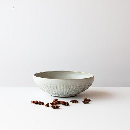 Christian Roy Large Serving/Poké Bowl - Groove Pattern