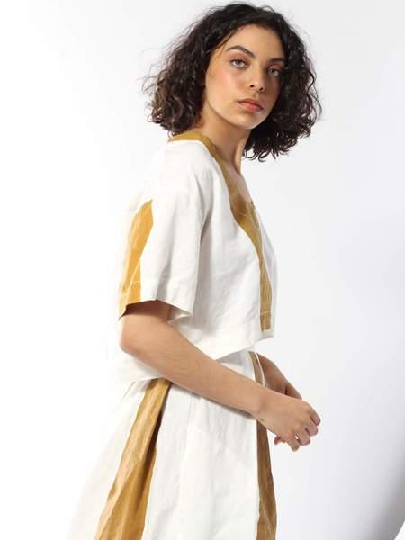 Nancy Stella Soto Short Sleeve Shirt