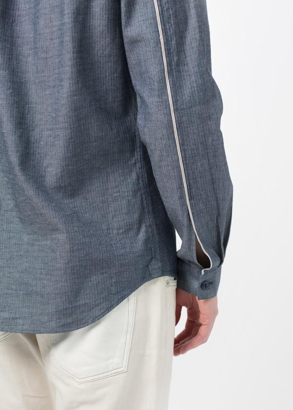 Men's Smyth & Gibson Maruwa Indigo Shirt