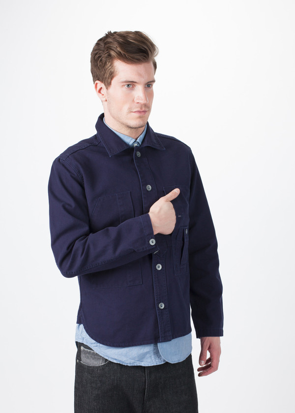 Men's Nigel Cabourn Work Shirt