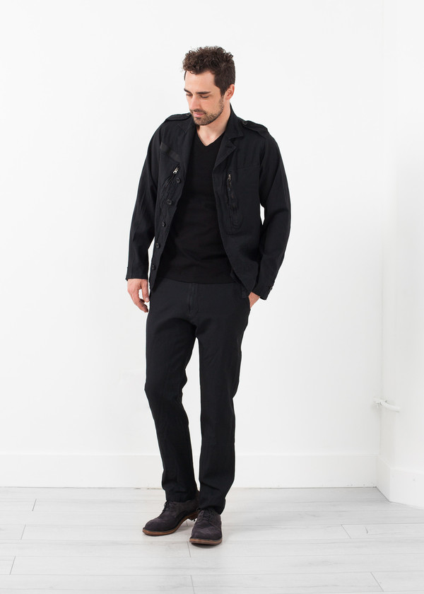 Men's Sage de Cret Zipper Jacket