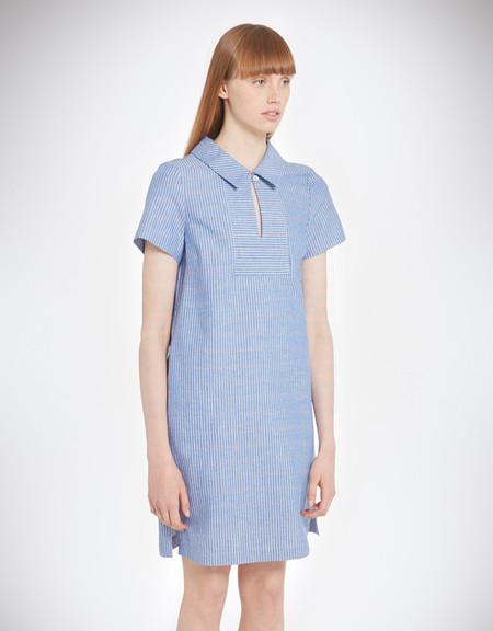 YMC Linen Stripe Dress