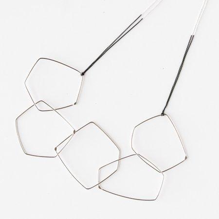 Gabrielle Desmarais 5 Elements Necklace - Silver
