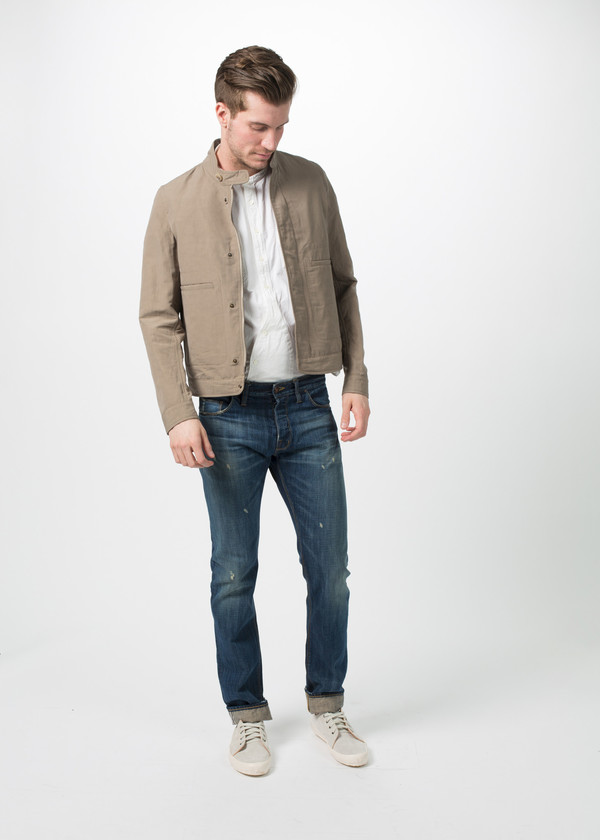 Men's Shockoe Standard Fit Lago Denim