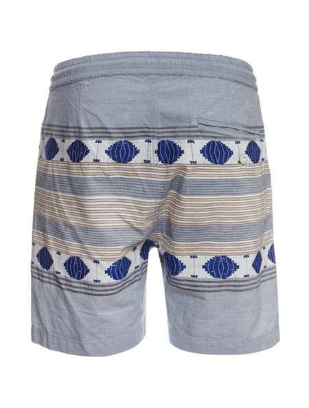 Sol Angeles Windward Shorts - Ikat Chambray