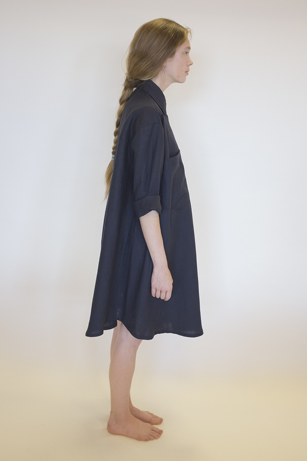 Sunja LInk Shirt Dress