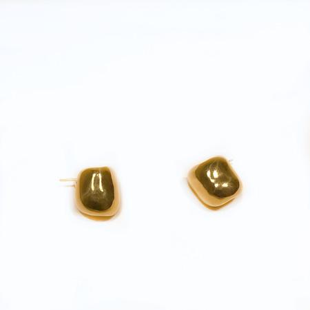 FARIS JEWELRY Chub hoops - Bronze