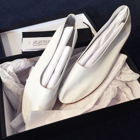 Martiniano Glove Shoe - White