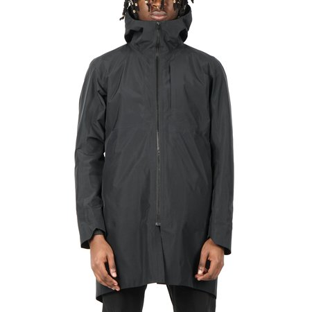 VEILANCE MONITOR LT COAT - BLACK