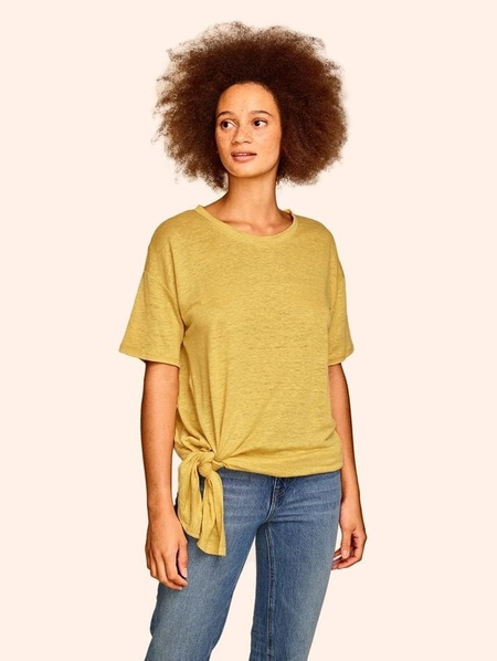 Kinly TEE - MUSTARD