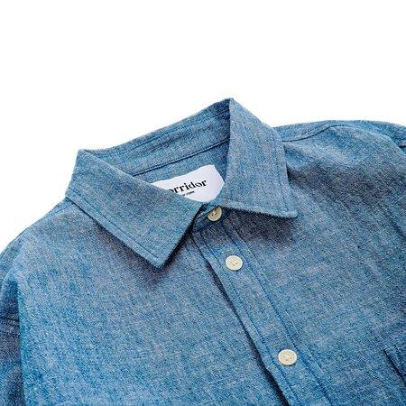 Corridor Summer Linen Shirt - Chambray
