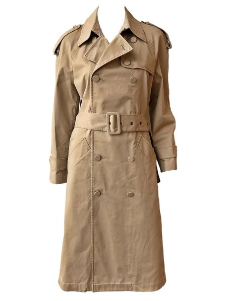 Anine Bing Storm Trench - Camel