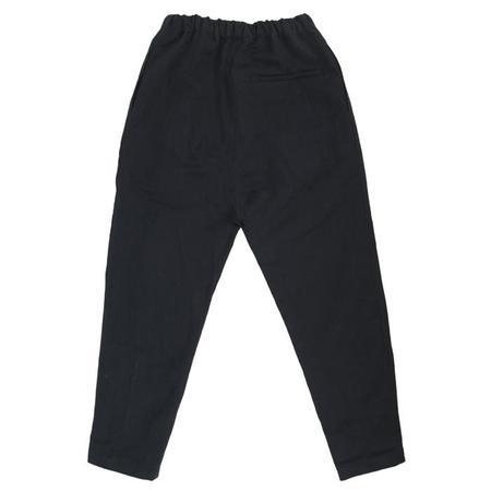 Makié Miranda Cotton And Linen Pants - Black