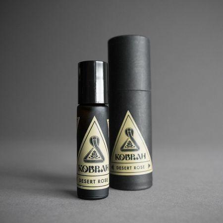 Unisex Kobrah Fragrance Concentrated Oil - Desert Rose