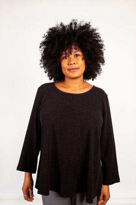 Amanda Moss Clothing Neala Blouse - Black