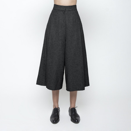 7115 by Szeki Wool Culottes