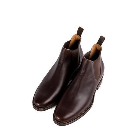 Viberg Calf Chelsea Boot 2050 Last - Brown