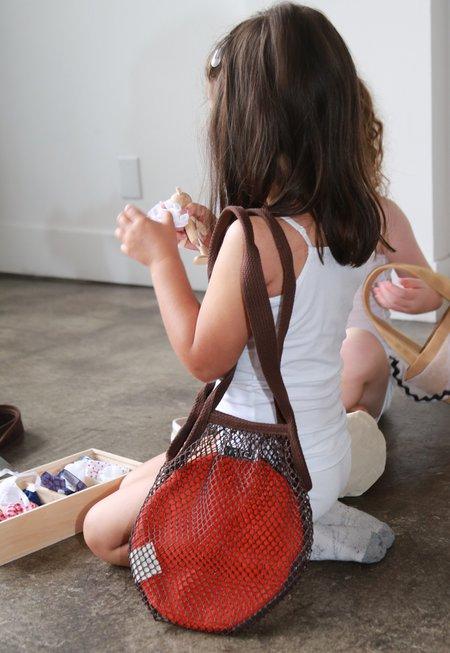 Lotfi Darya Small Bag - Cafe/Viva