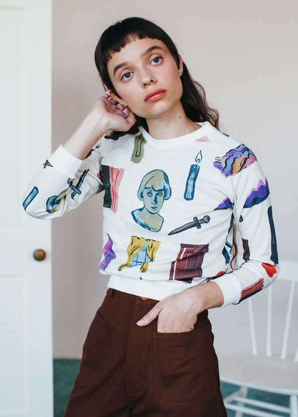 Samantha Pleet Cuddle Shirt - Dreaming