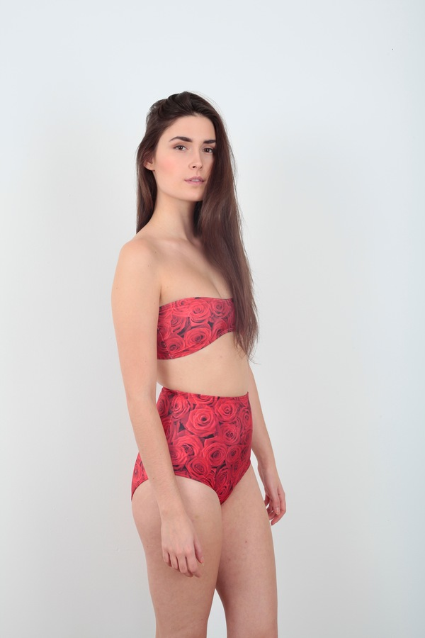 Minnow Bathers Roses top