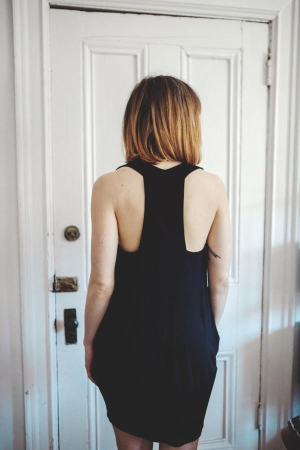 Valerie Dumaine Karel Dress (Black)