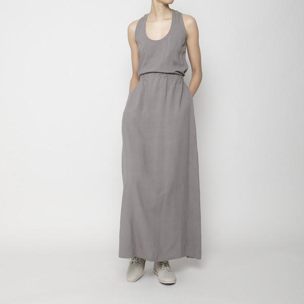 7115 by Szeki Racerback Maxi Dress