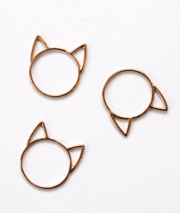 Catbird Lovecats Ring