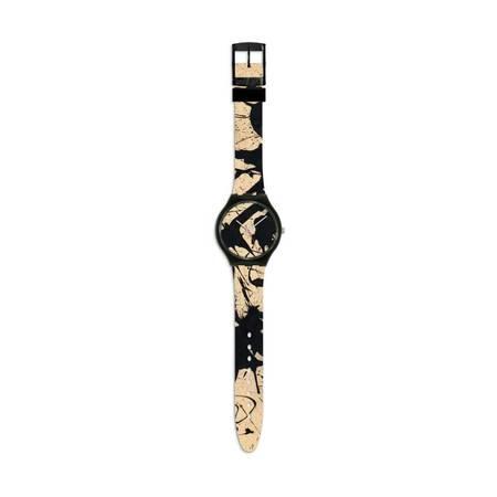 "MoMA Jackson Pollock ""Untitled"" Watch"