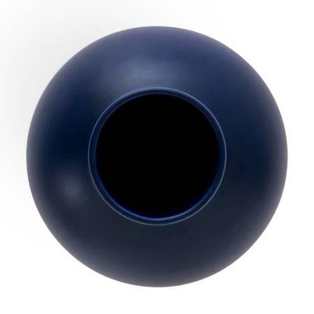 MOMA Large Raawii Strøm Vase - Blue