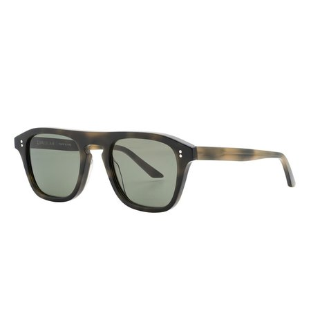 Lowercase Irving Sunglasses - Olive