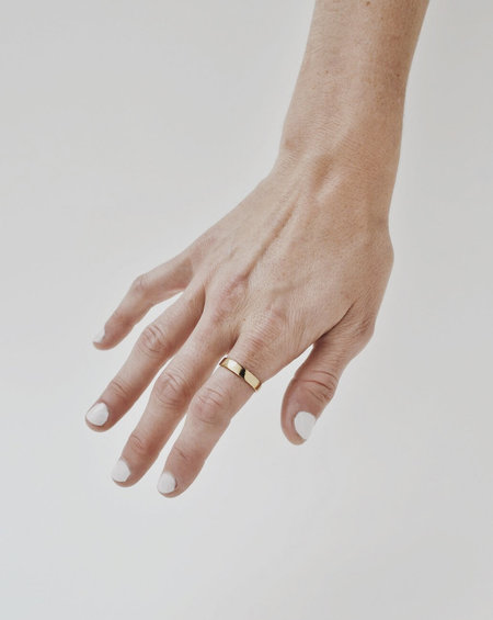 apse THE MAGNIFY BAND - SOLID 14K