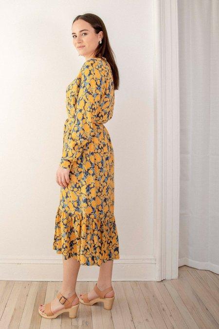 Just Female Tanner Dress - Yellow