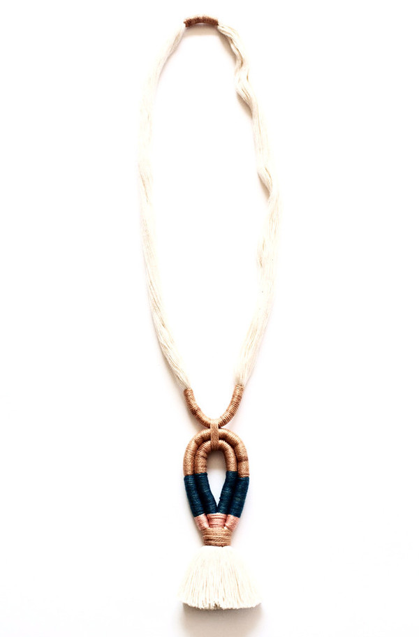 Gamma Folk Jumbo No.7 Necklace