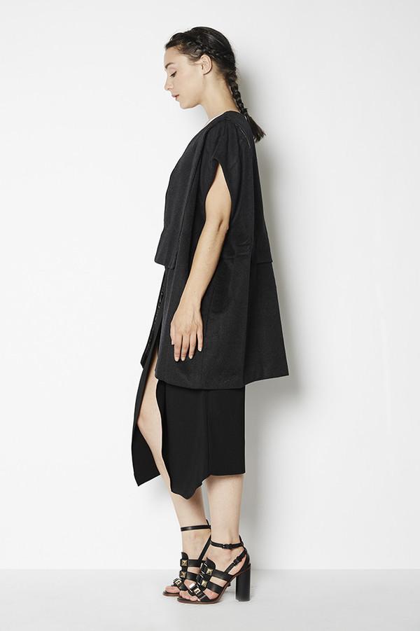 7115 by Szeki Wool Vest
