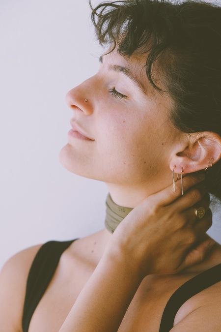 Jack & G Chime Earring - Gold