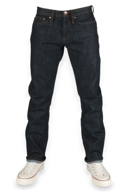 Unbranded Tapered Fit Indigo Slevedge